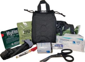 Elite First Aid Patrol Trauma Kit Level 2 Blk