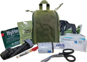 Elite First Aid Patrol Trauma Kit Level 2 OD