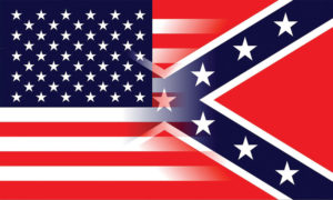 Flags USA Confederate Blended Flag