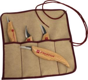 Flexcut Carving Knife Set 4 Piece