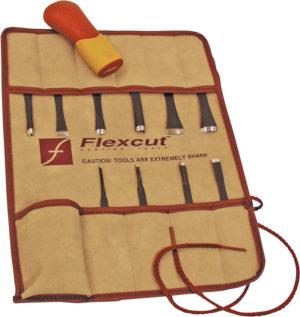 Flexcut Eleven Piece Craft Carver Set