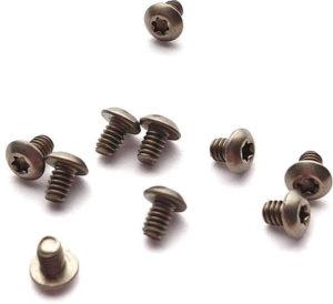 Flytanium Body Screws for Bugout Gold