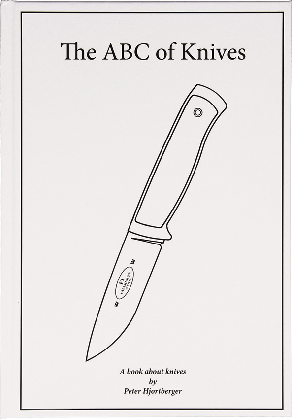 Fallkniven The ABC of Knives Book