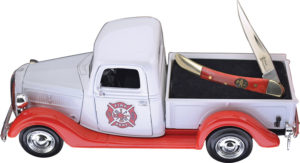 Frost Cutlery 1937 Ford Pickup Firefighter
