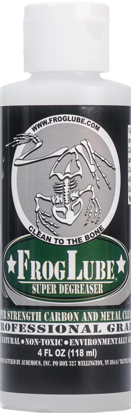 FrogLube Super Degreaser 4 oz