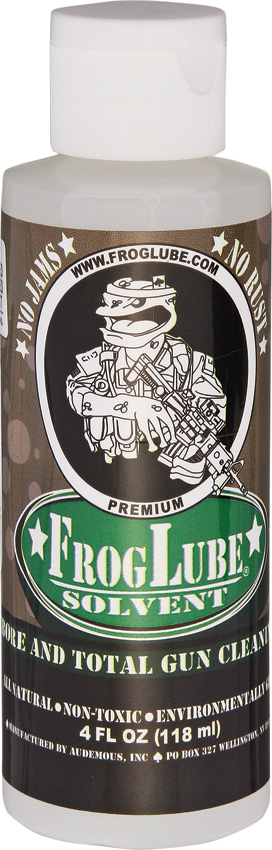 FrogLube Solvent 4 oz