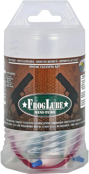 FrogLube Mini-Tube Pistol Cleaning Kit