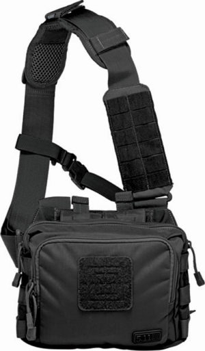 5.11 Tactical 2 Banger Bag Black
