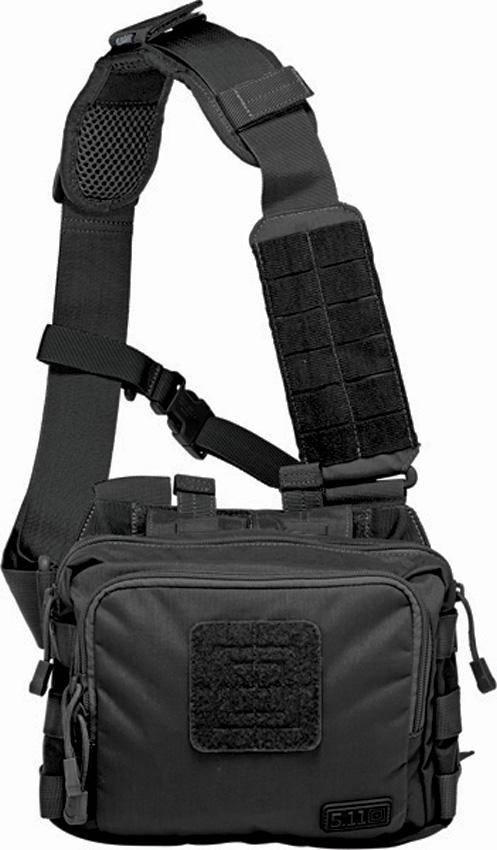 5.11 Tactical 2 Banger Bag Black