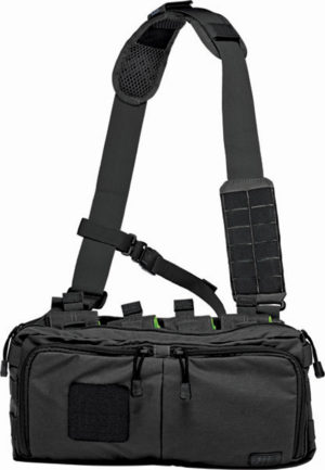 5.11 Tactical 4 Banger Bag Black
