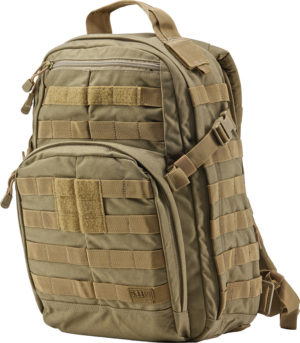 5.11 Tactical Rush 12 Bag  Sandstone