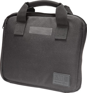 5.11 Tactical Single Pistol Case Black