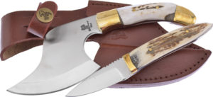 Frost Cutlery Combo Deer Stag