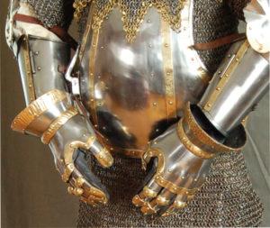 Get Dressed For Battle Gauntlets