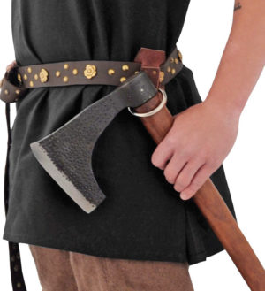 Get Dressed For Battle Axe Holder