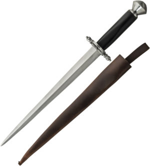 Get Dressed For Battle Saxon Parrying Dagger (12″)