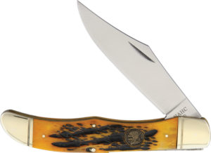 Miscellaneous Bone Folding Knife (4″)