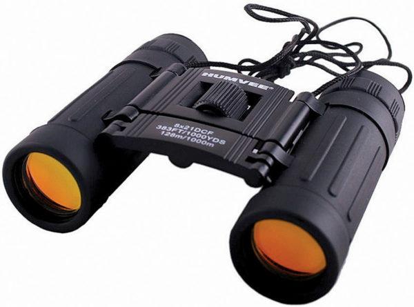 Humvee Binoculars 8×21
