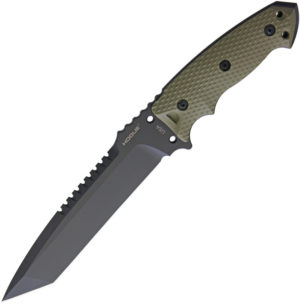 Hogue EX F01 Fixed Blade Tanto OD (7″)