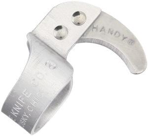 Handy Safety Knife Ring Knife 12 Pcs (0.75″)