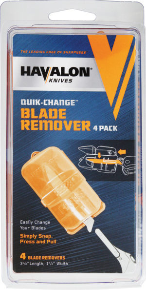 Havalon Blade Remover 4 Pack