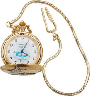 Infinity WWII Pocket Watch