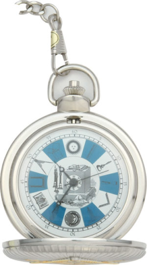 Infinity Masonic Pocket Watch