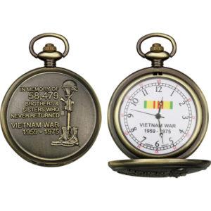 Infinity Vietnam Pocket Watch