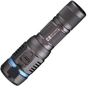 JETBeam C8 Pro Outdoor Flashlight