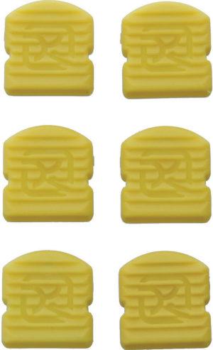 Klecker Knives Stowaway Tool Caps Mustard
