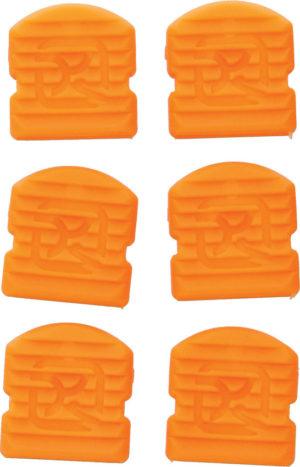 Klecker Knives Stowaway Tool Caps Orange