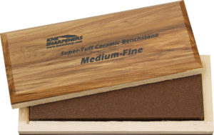 KME Sharpeners Bench Stone Medium/Fine Grit
