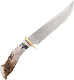 Ken Richardson Knives 8in Bowie (8″)