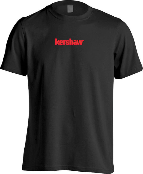 Kershaw T-Shirt Black Large