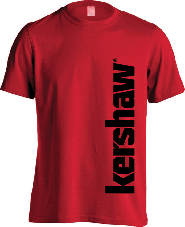 Kershaw T-Shirt Red Small