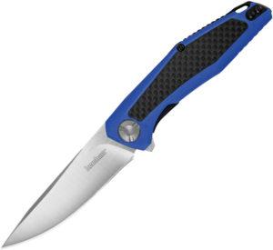 Kershaw Atmos Linerlock Blue (3″)