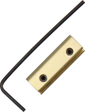Kwik Thumb Bar – Brass