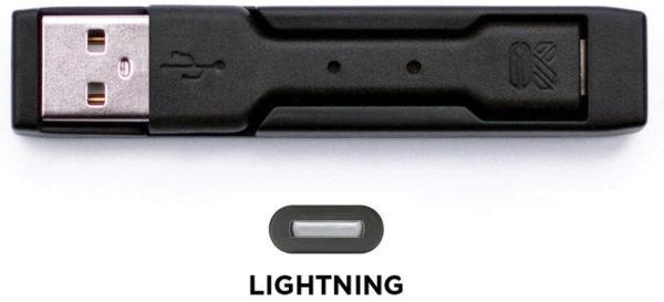 Keyport WeeLINK USB-Lightning Module