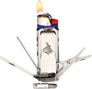 Lighter Bro Pro Silver