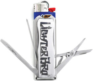 Lighter Bro Multi Tool Silver
