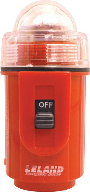 Leland Emergency Strobe Light Orange
