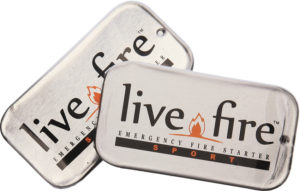 Live Fire Sport Duo Firestarter