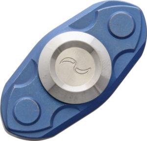 Liong Mah Designs Spinner Blue