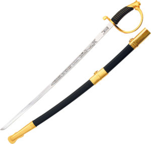 Miscellaneous Confederate Cavalry Sword (28.5″)