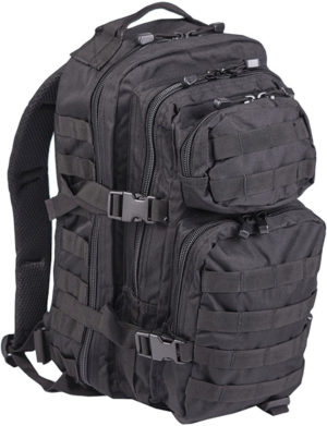 Miscellaneous Mil Tec Small Assault Pack Blk