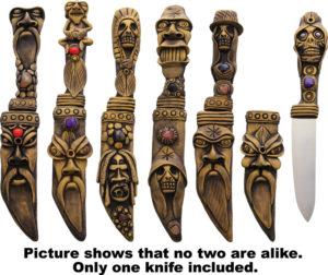 Miscellaneous Handmade Amazon Jungle Knife (4″)
