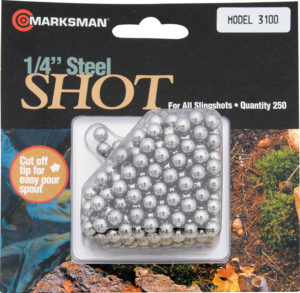 Marksman Hunting Shot
