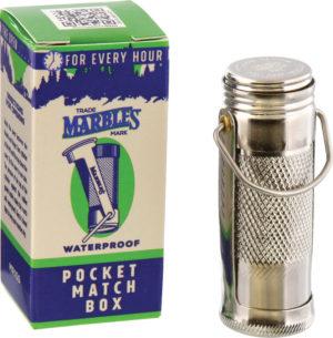 Marbles Match Safe