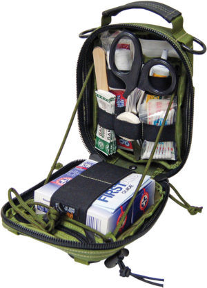 Maxpedition FR-1 Medical Pouch OD