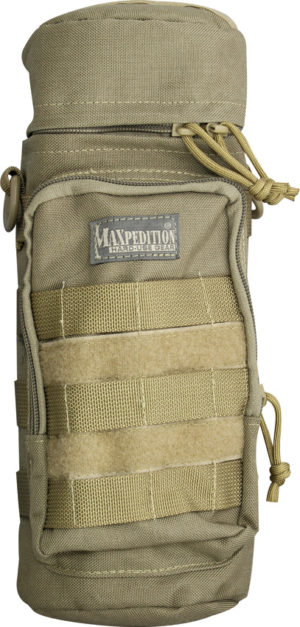 Maxpedition Bottle Holder Khaki